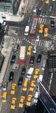 κυκλοφορία πόλεων Στοκ Εικόνες