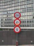 κυκλοφορία σημαδιών Στοκ φωτογραφία με δικαίωμα ελεύθερης χρήσης