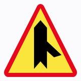κυκλοφορία σημαδιών Στοκ εικόνα με δικαίωμα ελεύθερης χρήσης