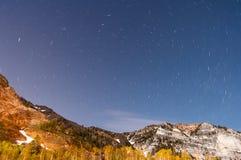 Κυκλικές μελέτες αστεριών Στοκ φωτογραφία με δικαίωμα ελεύθερης χρήσης