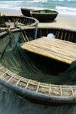 Κυκλική βάρκα Στοκ εικόνα με δικαίωμα ελεύθερης χρήσης