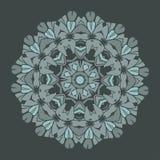 Κυκλική διακόσμηση Στοκ φωτογραφία με δικαίωμα ελεύθερης χρήσης