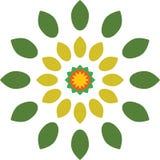 Κυκλική διακόσμηση Στοκ Εικόνα
