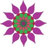 Κυκλική διακόσμηση Στοκ Φωτογραφίες