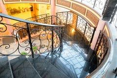 Κυκλική σκάλα Στοκ Εικόνα