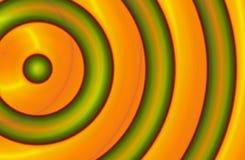 Κυκλικοί φραγμοί Στοκ εικόνα με δικαίωμα ελεύθερης χρήσης