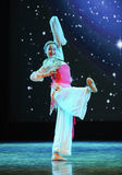 Κυκλικός ανεμιστήρας-κλασσικός χορός στοκ φωτογραφία με δικαίωμα ελεύθερης χρήσης