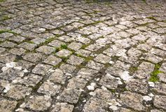 Κυκλικός δρόμος των πεζοδρομίων στοκ φωτογραφίες