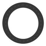 Κυκλικός δρόμος ελεύθερη απεικόνιση δικαιώματος