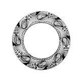 κυκλικό γραφικό σχέδιο Στοκ φωτογραφίες με δικαίωμα ελεύθερης χρήσης