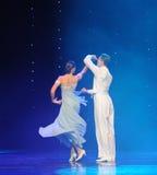 Κυκλοτρόνιο χορού Στοκ Εικόνα