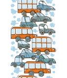 Κυκλοφορία αυτοκινήτων Στοκ εικόνα με δικαίωμα ελεύθερης χρήσης