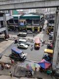 Κυκλοφορία στη Μανίλα, Φιλιππίνες Στοκ Εικόνα