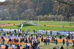 Κυκλο διαγώνια Δημοκρατία της Τσεχίας 2013 UCI Στοκ φωτογραφία με δικαίωμα ελεύθερης χρήσης