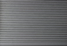 κυλημένος πόρτα χάλυβας παραθυρόφυλλων Στοκ Φωτογραφία