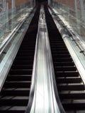 κυλιόμενες σκάλες Στοκ Φωτογραφίες