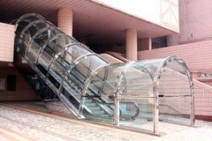 κυλιόμενη σκάλα Στοκ Φωτογραφία