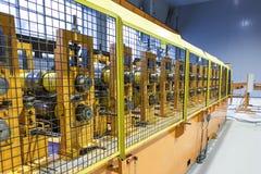 Κυλώντας κατάστημα εξοπλισμού μετάλλων στοκ εικόνες με δικαίωμα ελεύθερης χρήσης