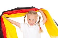Κυματίζοντας σημαία στοκ φωτογραφία με δικαίωμα ελεύθερης χρήσης