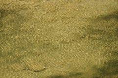 Κυματισμοί νερού φύσης. Στοκ φωτογραφίες με δικαίωμα ελεύθερης χρήσης