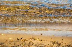Κυματισμοί στη λίμνη Στοκ εικόνα με δικαίωμα ελεύθερης χρήσης