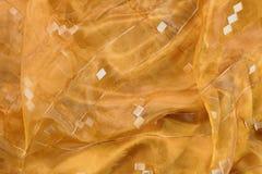 Κυματιστές πτυχές του υλικού ή πολυτελούς υποβάθρου βελούδου σατέν σύστασης μεταξιού grunge Στοκ εικόνες με δικαίωμα ελεύθερης χρήσης
