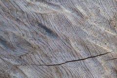 Κυματιστή ξύλινη σύσταση Στοκ φωτογραφίες με δικαίωμα ελεύθερης χρήσης