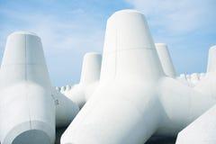 κυματοθραύστης Στοκ εικόνα με δικαίωμα ελεύθερης χρήσης