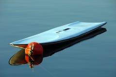 κυματωγή θάλασσας χαρτ&omicro Στοκ Εικόνα