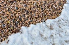 Κυματωγή θάλασσας Στοκ φωτογραφίες με δικαίωμα ελεύθερης χρήσης