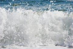 κυματωγή θάλασσας Στοκ εικόνα με δικαίωμα ελεύθερης χρήσης