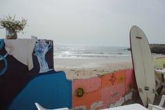 Κυματωγή Μαρόκο Στοκ φωτογραφίες με δικαίωμα ελεύθερης χρήσης