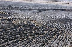 Κυματώσεις λάσπης Στοκ φωτογραφίες με δικαίωμα ελεύθερης χρήσης