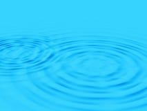κυματώσεις λιμνών διανυσματική απεικόνιση