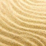 Κυματώσεις στην άμμο Στοκ εικόνα με δικαίωμα ελεύθερης χρήσης