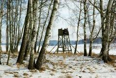 κυνήγι δορών Στοκ εικόνα με δικαίωμα ελεύθερης χρήσης