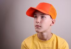 κυνήγι καπέλων Στοκ Εικόνα