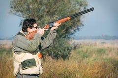 Κυνήγι κυνηγών Στοκ φωτογραφίες με δικαίωμα ελεύθερης χρήσης