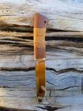 Κυνήγι knaife στοκ φωτογραφίες με δικαίωμα ελεύθερης χρήσης