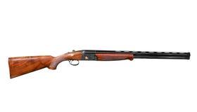 κυνηγετικό όπλο κυνηγι&omicron στοκ εικόνα με δικαίωμα ελεύθερης χρήσης