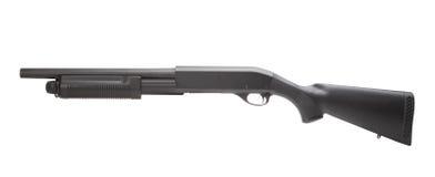 Κυνηγετικό όπλο χωρίς lables που απομονώνονται στο άσπρο υπόβαθρο Στοκ Εικόνες