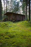 κυνηγός s καμπινών Στοκ εικόνα με δικαίωμα ελεύθερης χρήσης