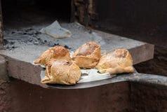 Κυπριακές πίτες Flaounes τυριών Πάσχας Στοκ φωτογραφία με δικαίωμα ελεύθερης χρήσης