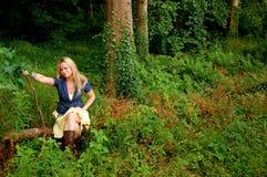 κυρία αρκετά Στοκ φωτογραφία με δικαίωμα ελεύθερης χρήσης