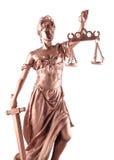 κυρία δικαιοσύνης Στοκ Φωτογραφίες