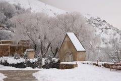 Κυρία είσοδος του μοναστηριού Noravank, Αρμενία Στοκ Εικόνες