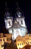 κυρία εκκλησιών το tyn μας στοκ φωτογραφία με δικαίωμα ελεύθερης χρήσης
