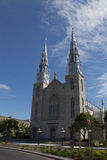 κυρία 3 καθεδρικών ναών notre Στοκ εικόνες με δικαίωμα ελεύθερης χρήσης
