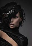 κυρία μόδας Στοκ εικόνες με δικαίωμα ελεύθερης χρήσης