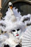 Κυρία της Βενετίας καρναβάλι στοκ εικόνα